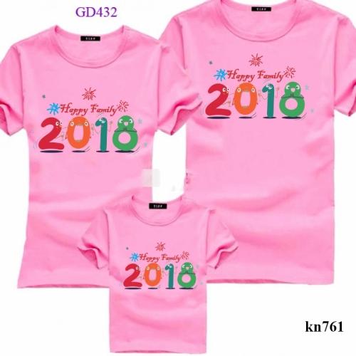 áo thun in 2018