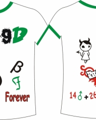 áo thun nhóm A01