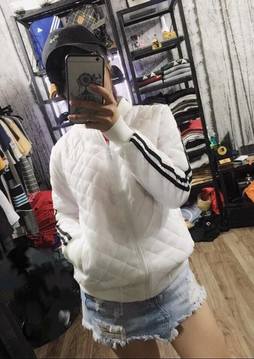 áo khoác phao