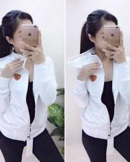 áo khoác thu đông