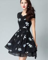 xưởng váy đầm giá sỉ rẻ nhất