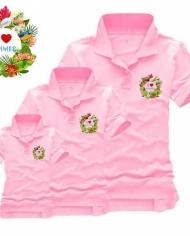 áo in hình mùa hè summer